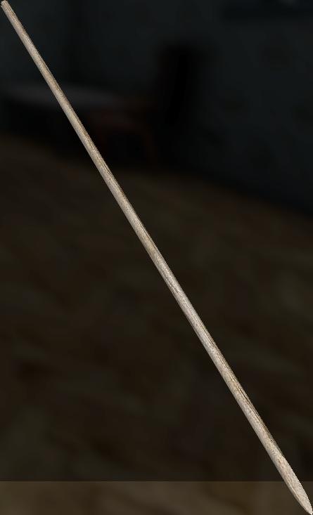 Krátký naostřený klacek / Ammo_SharpStick