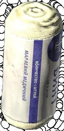 Obvaz / Bandage